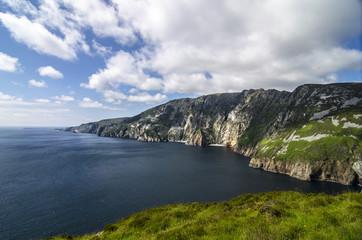 Slieve League, Cliffs of Bunglass, Ireland