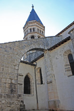 Nantua église, France