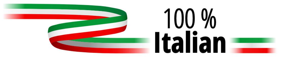 100% Italien