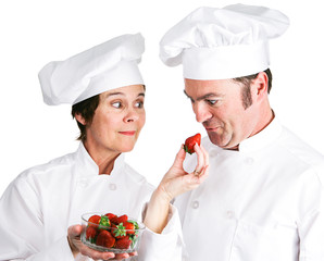 Chefs Fresh Strawberries