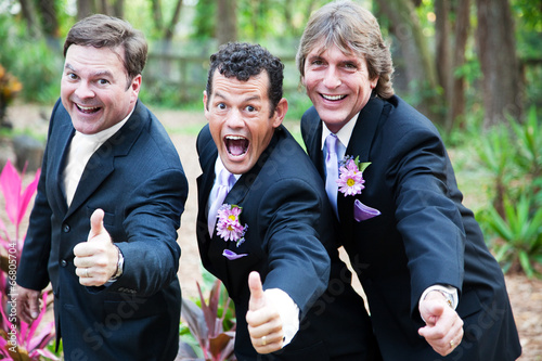 Gay Marriage Thumbs Up