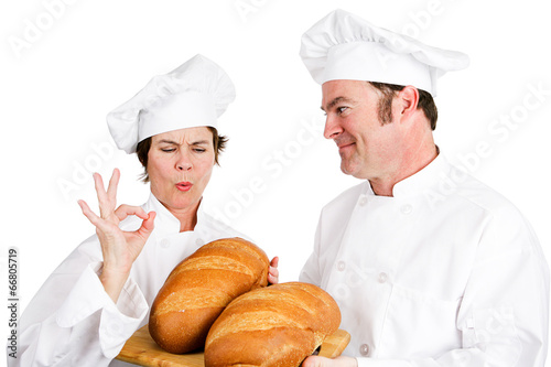 Chefs Loaves of Bread