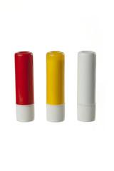 plastic lip balm