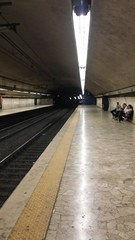 Metropolitana Colosseo Roma