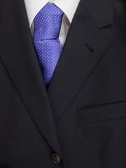 mens jacket shirt and tie