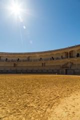 Bull Ring in Ronda, Spain
