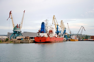 Kerch Sea Fishing Port