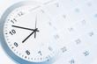 Clock and calendar - 66808372