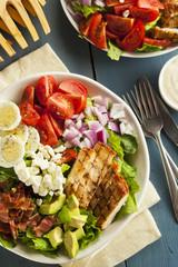 Healthy Hearty Cobb Salad