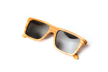 Fashion sunglasses. Isolated on white background