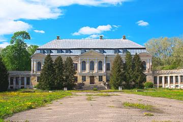 Old Manor of Volovich in Belarus