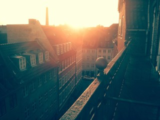 Copenhagen in the morning
