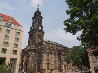 Kreuzkirche Dresden