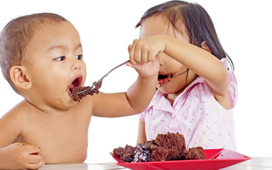 Cake Party For Two