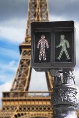 semaforo a parigi