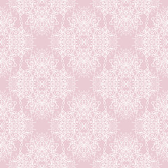 Flakes  seamless Pattern