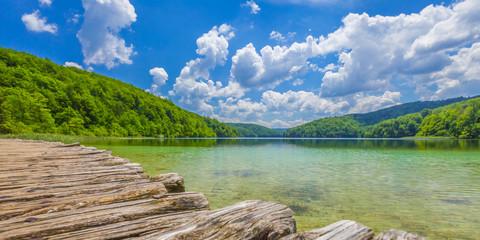 Walkway #05, Plitvicer Lakes NP,  Croatia