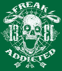 Freak addicted