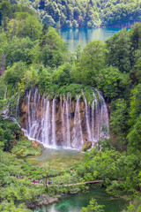 Galovac waterfall #4, Plitvicer Lakes NP,  Croatia