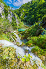 Valley, Plitvicer Lakes NP,  Croatia