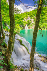 Secret place, Plitvicer Lakes NP,  Croatia