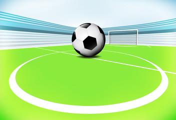 brazil dress football player shooting striped background