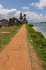 Fort of Galle in Sri Lanka