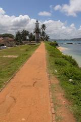 Fort of Galle in Sri Lanka