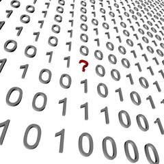 data vraag