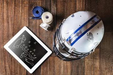 Football - Playbook top