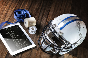 Football - Playbook hardest