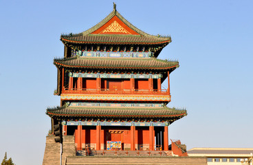 Well-known Chinese architecture