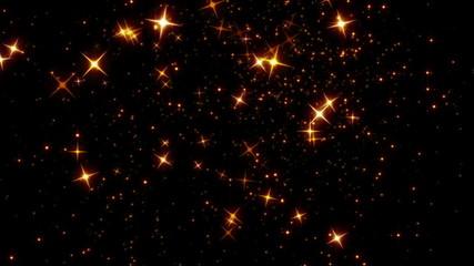 flying stars, loop
