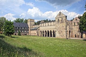 Kloster Paulinzella mit Jagdschloss - Bild 4