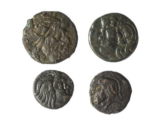 ancient coins of Greece