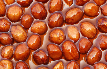 Jaggery Candy with peanuts