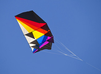 kite abstract colorfull