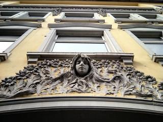 Jugendstil Fassade