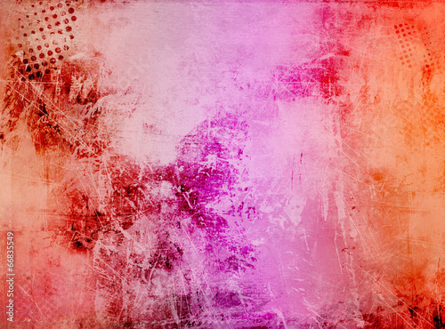canvas print picture abstrakt kratzer textur