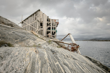 Derelict Building