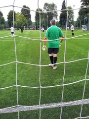 partita di calcetto