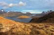 Mountain norway landscape - Lofoten