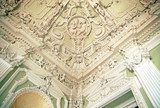 Stucco ceilings in the Moika Palace, St. Petersburg