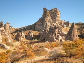 Cappadocia Stunning Landscape