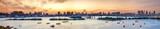 Bucht von Tokyo Panorama