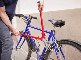 Fahrraddieb