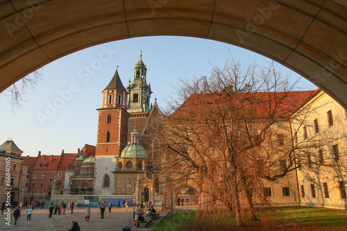 Cracow -  Wawel - cathedral - 66840165