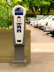 Parking Meter Ticket Pay Station Kiosk Terminal