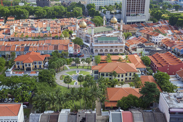 Kampong Glam in Singapore