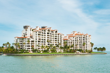 Residences at Fisher Island in Miami